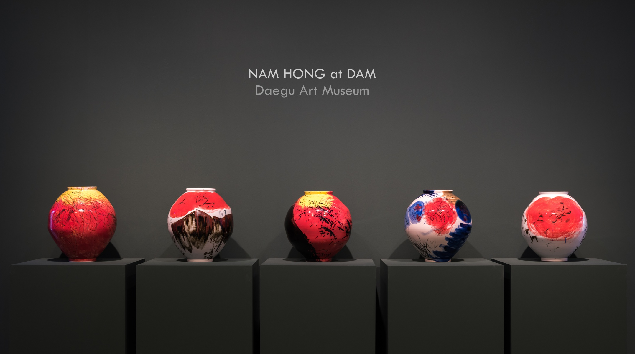 Nam Hong at DAM_Daegu Art_Museum