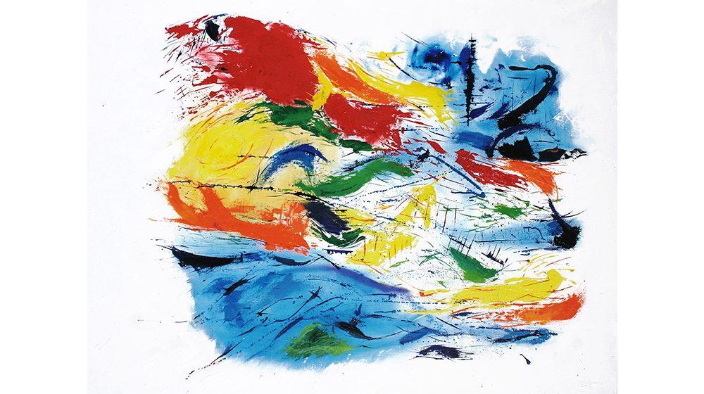 La vida y el color